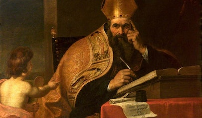 Augustine of Hippo photo