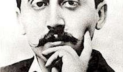 Marcel Proust photo