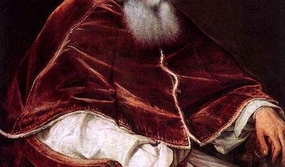 Pope Paul III photo