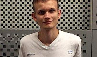 Vitalik Buterin photo