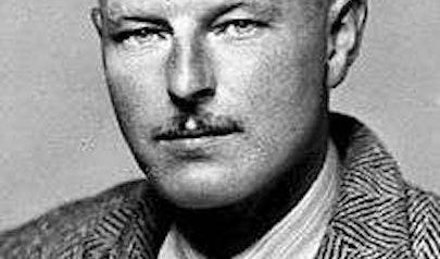 Malcolm Lowry photo