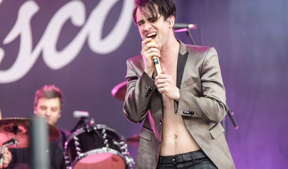 Brendon Urie photo