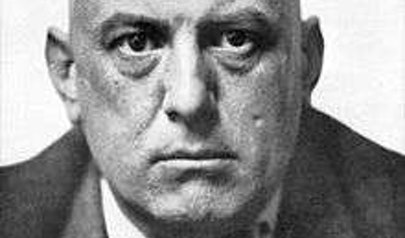 Aleister Crowley photo