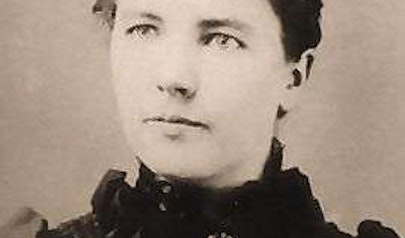 Laura Ingalls Wilder photo
