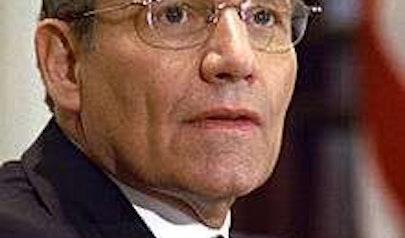 Bob Woodward photo