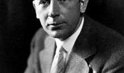 F. W. Murnau photo