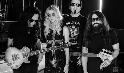 The Pretty Reckless photo