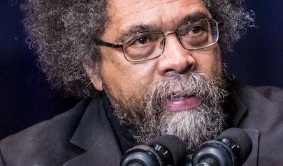 Cornel West photo
