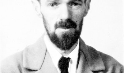 D. H. Lawrence photo