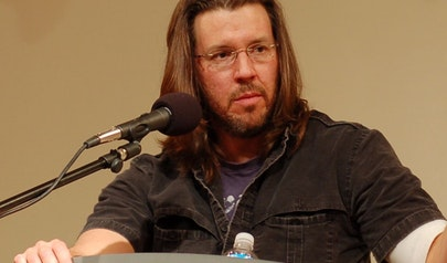 David Foster Wallace photo
