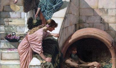 Diogenes photo