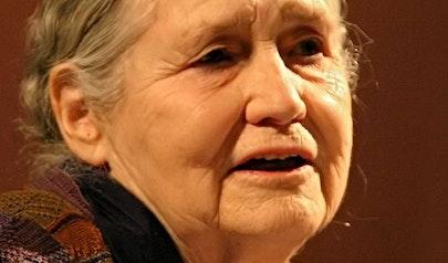 Doris Lessing photo