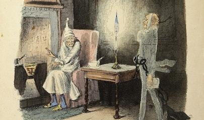 Ebenezer Scrooge photo