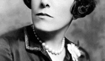 Edna Ferber photo