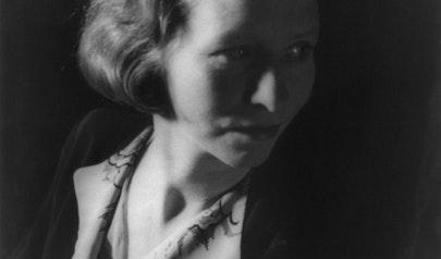 Edna St. Vincent Millay photo