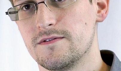 Edward Snowden photo