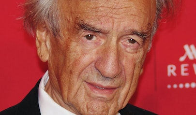 Elie Wiesel photo