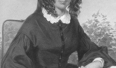 Elizabeth Barrett Browning photo