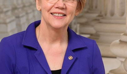 Elizabeth Warren photo