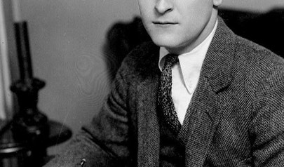 F. Scott Fitzgerald photo