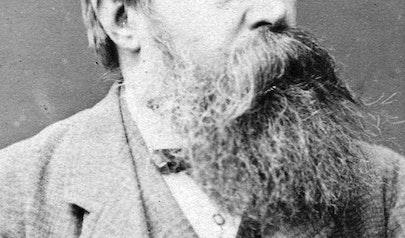 Friedrich Engels photo