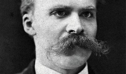 Friedrich Nietzsche photo