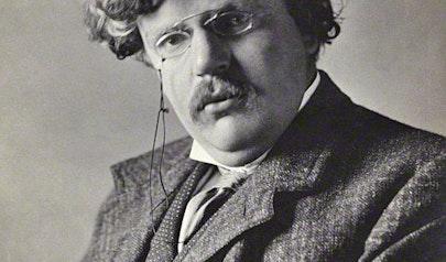 G. K. Chesterton photo