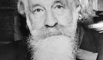 Gaston Bachelard photo