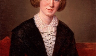George Eliot photo