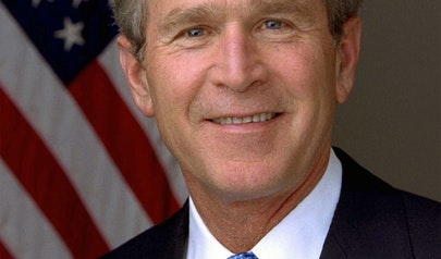 George W. Bush photo