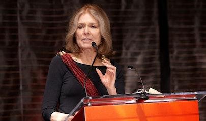 Gloria Steinem photo