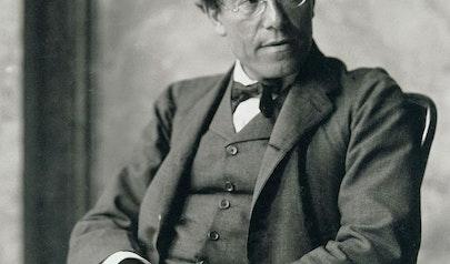 Gustav Mahler photo