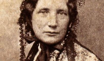 Harriet Beecher Stowe photo