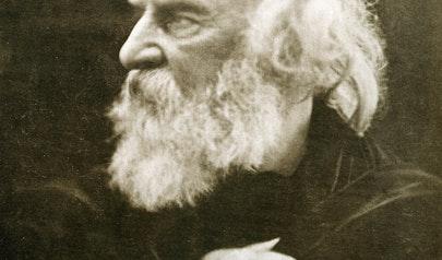 Henry Wadsworth Longfellow photo