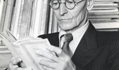 Hermann Hesse photo