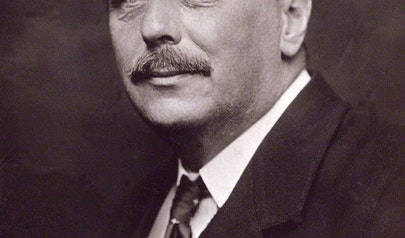 H.G. Wells photo