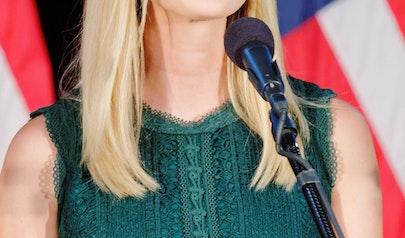 Ivanka Trump photo