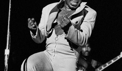 James Brown photo