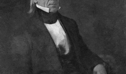 James K. Polk photo