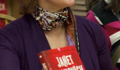 Janet Evanovich photo
