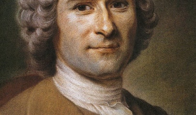 Jean-Jacques Rousseau photo