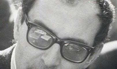 Jean-Luc Godard photo