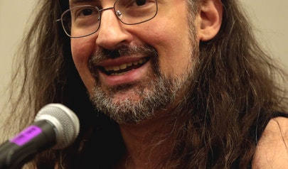 Jim Butcher photo