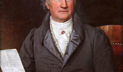 Johann Wolfgang von Goethe photo