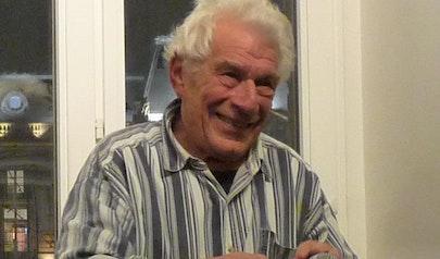 John Berger photo