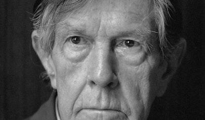 John Cage photo