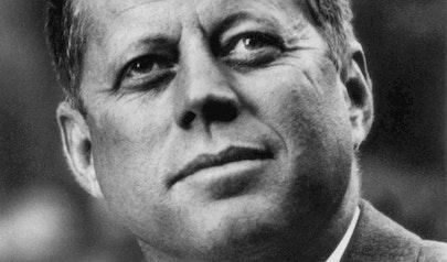John F. Kennedy photo