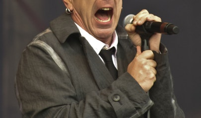 John Lydon photo