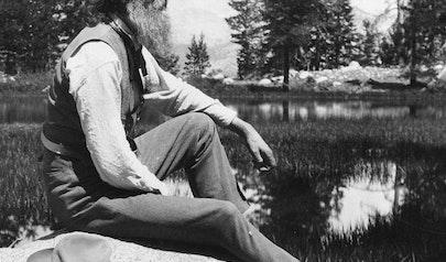 John Muir photo