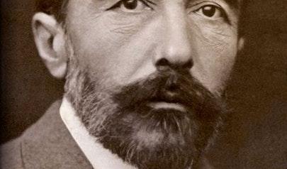 Joseph Conrad photo